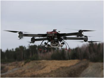 无人机(小型飞机)机载激光雷达